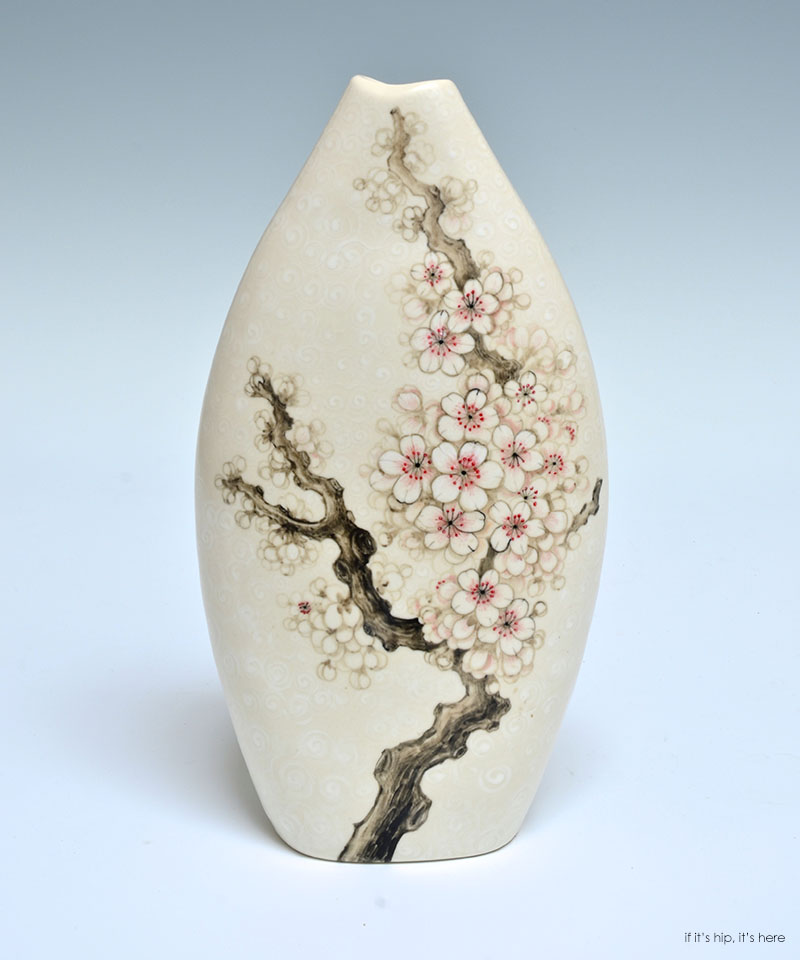 Pretty Painted Porcelain By Heesoo Lee