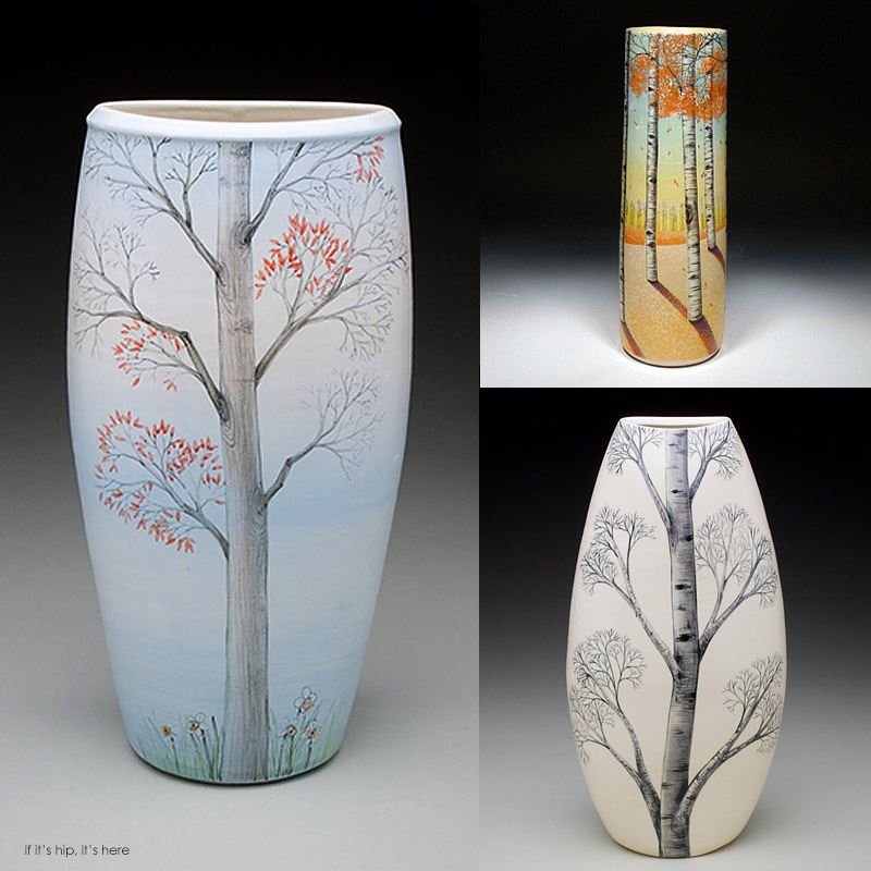 Birch Tree Vases Archives If Its Hip Its Here