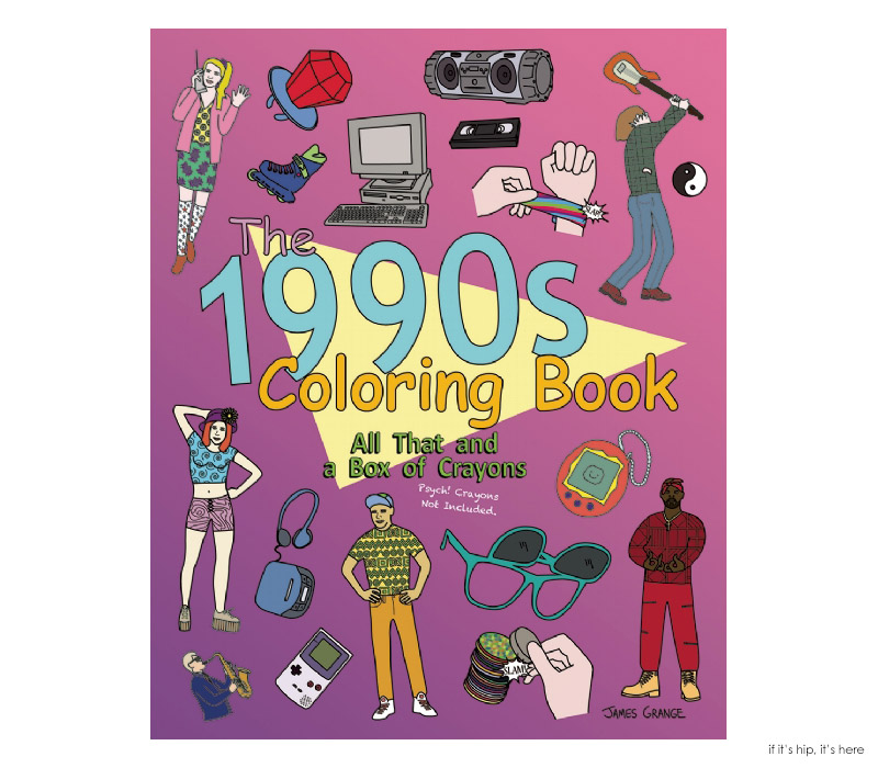 1990s coloring book IIHIH