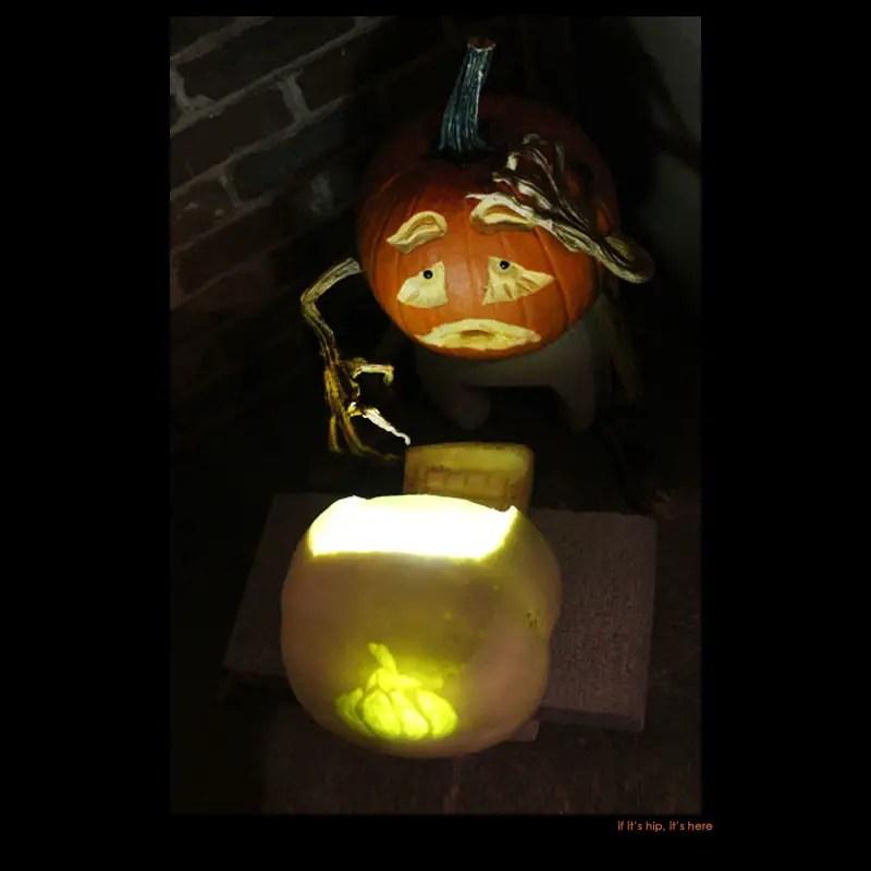 27. online dating pumpkin carving