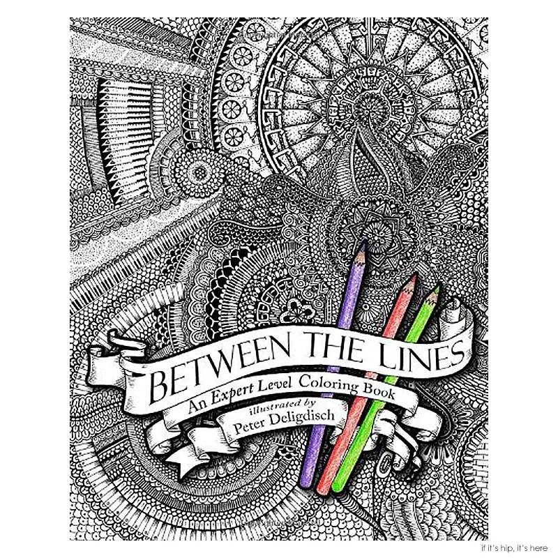 Between The Lines Expert Level IIHIH
