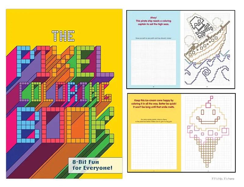 Pixel coloring book IIHIH
