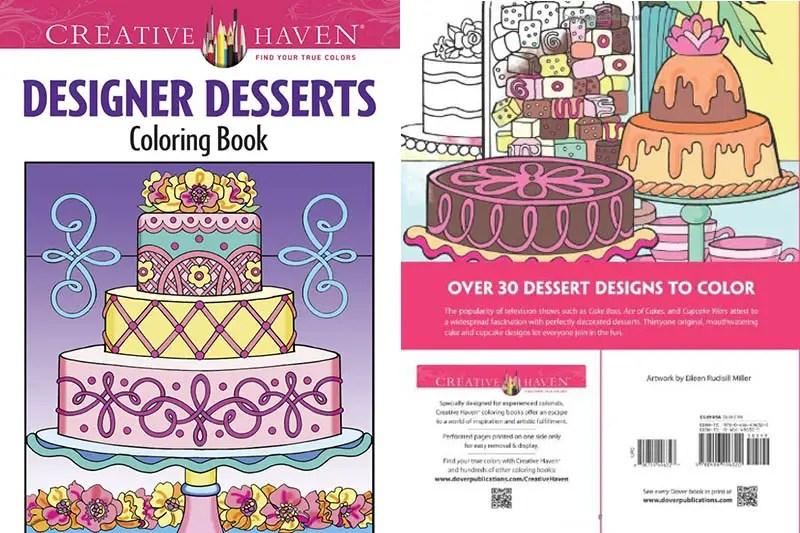 designer desserts IIHIH