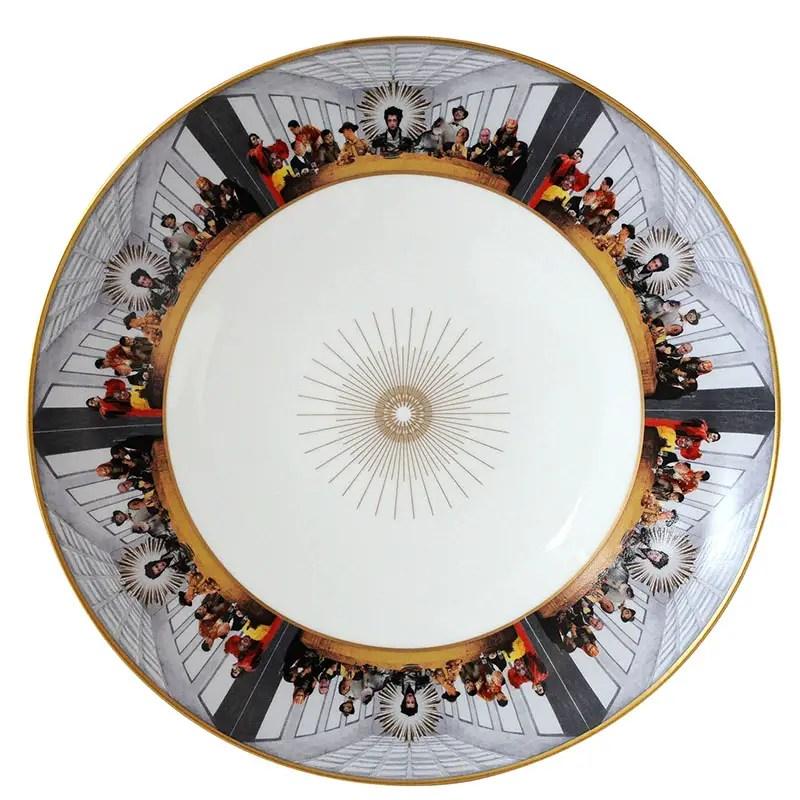 edward scissorhands bernardaud plate 800px