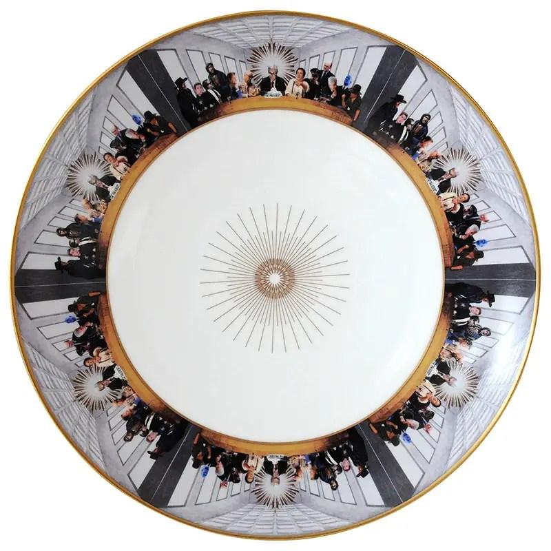 the president bernardaud plate 800px