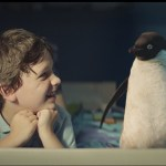 A Boy and His Penguin Have Moved Me To Tears. Meet Monty for John Lewis.