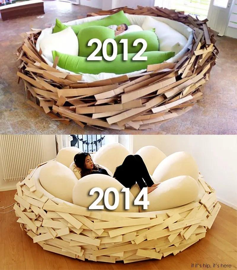 Wonderful Nest Bed Evolution IIHIH Design Ideas