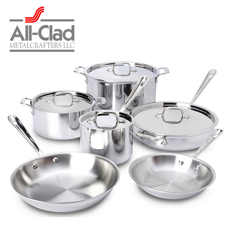 All-clad-10-pc-stainless-steel-cookware-set-popup