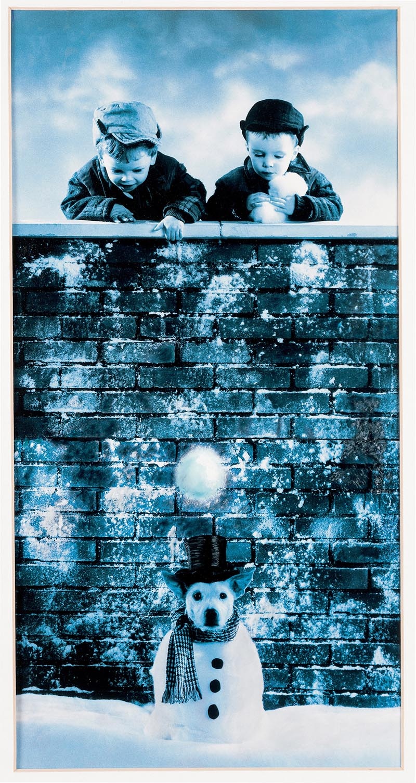 'Snowballs' Paddy 1995 card IIHIH