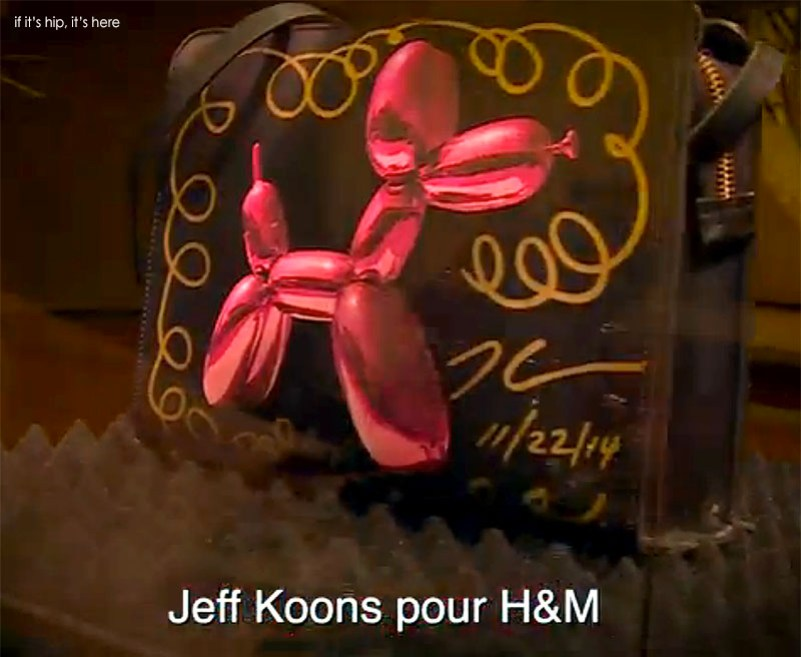 jeff koons for H&m2