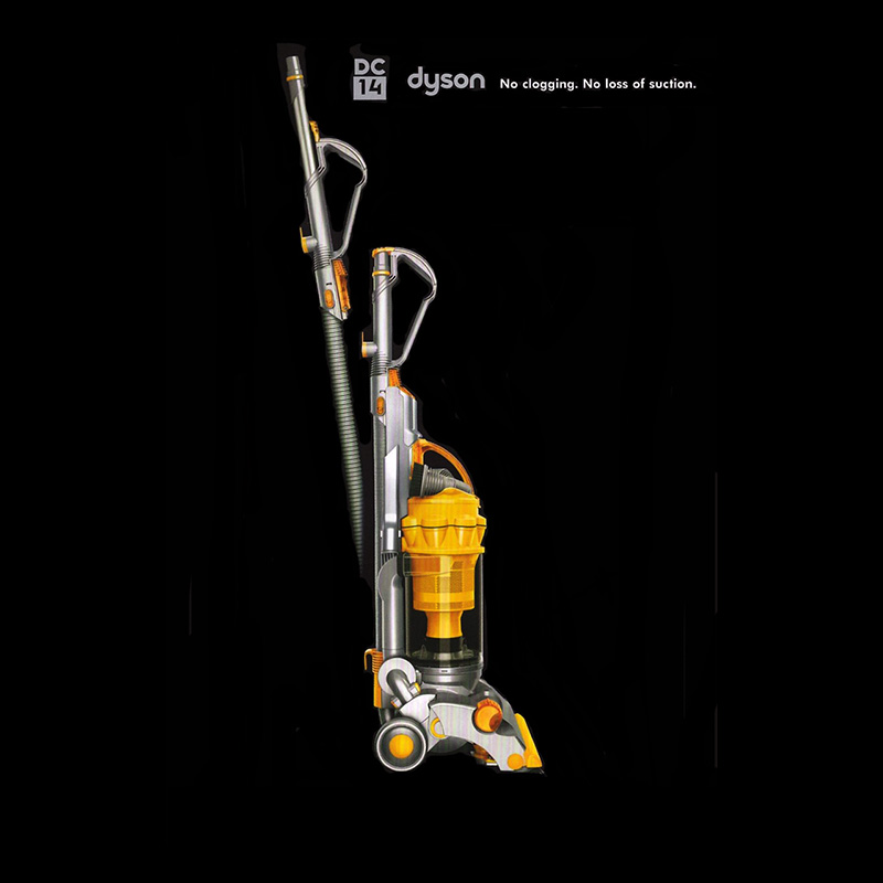 old dyson dc14