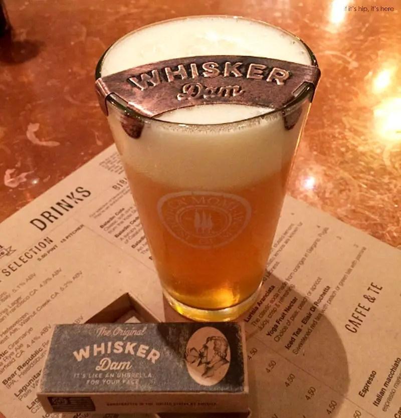 whiskerdam on glass IIHIH