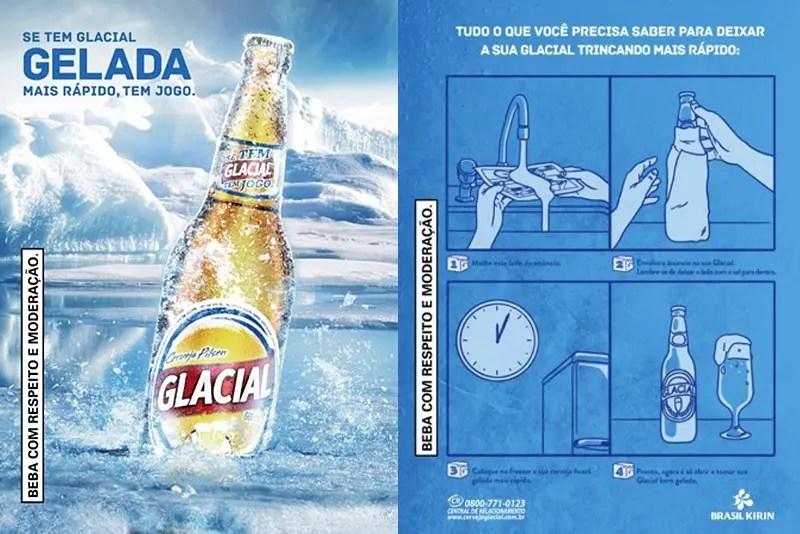 glacial ad front and back IIHIH