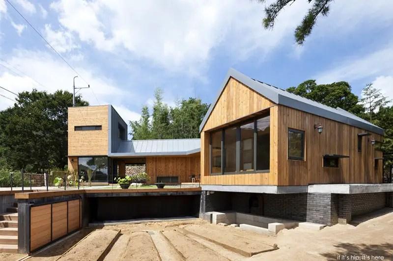ssangdairi house 2 iihih - Hip Home Design Sites
