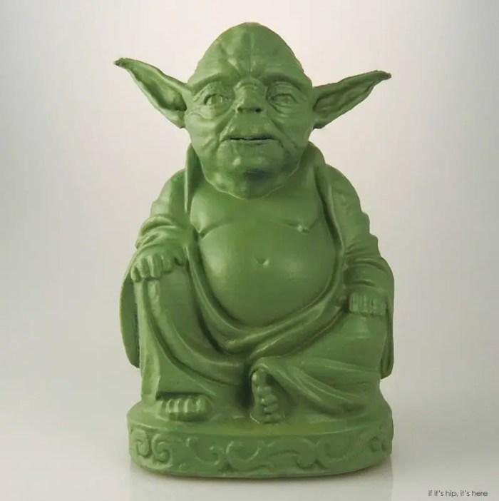 Star Wars - Zen Yoda (Mint Green)