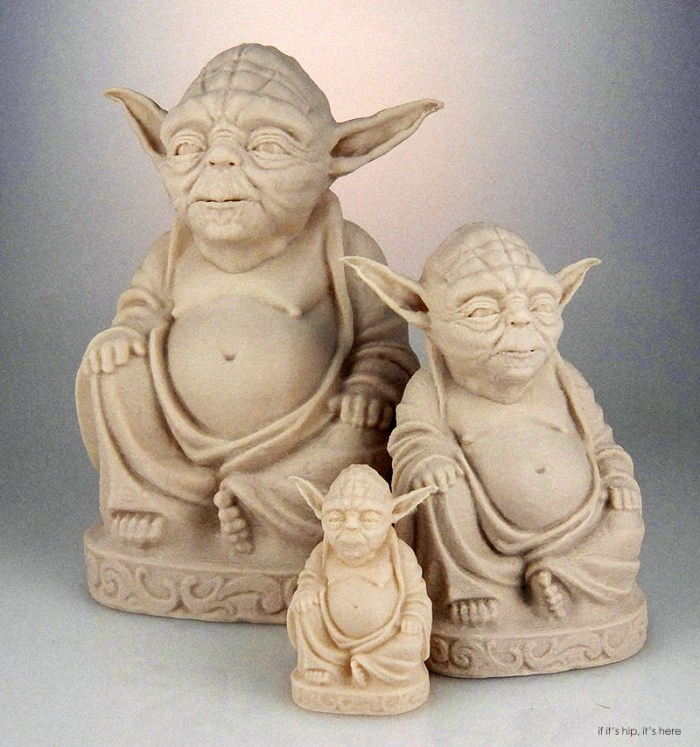 Yoda Desert Sand 3 sizes