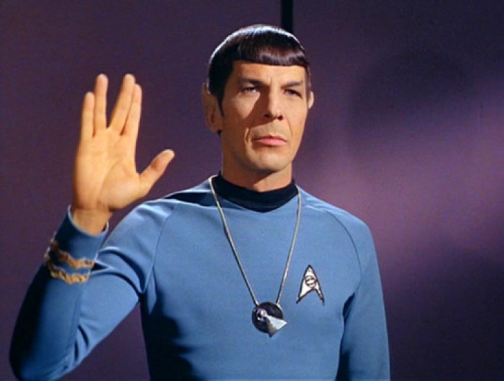 tribute to leonard nimoy