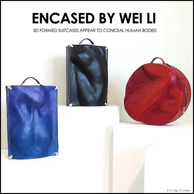 Encased by Wei Li
