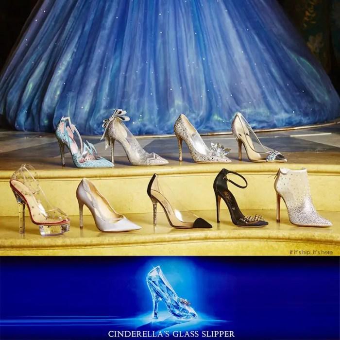 cinderella glass slipper designs grouped IIHIH