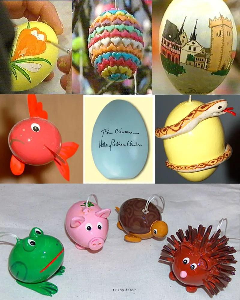 eggs from Volker Kraft tree IIHIH