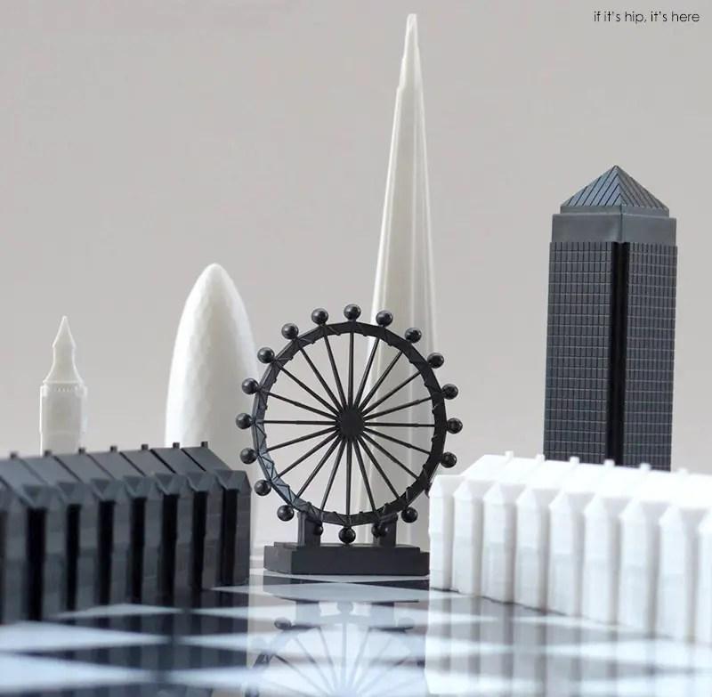 Skyline Chess Set London