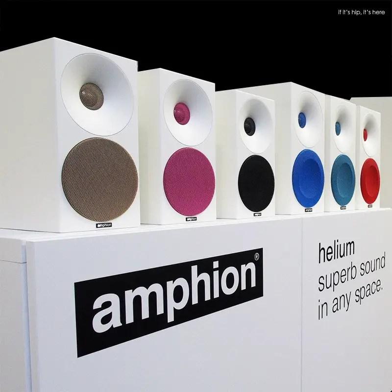 amphion helium 410 speakers