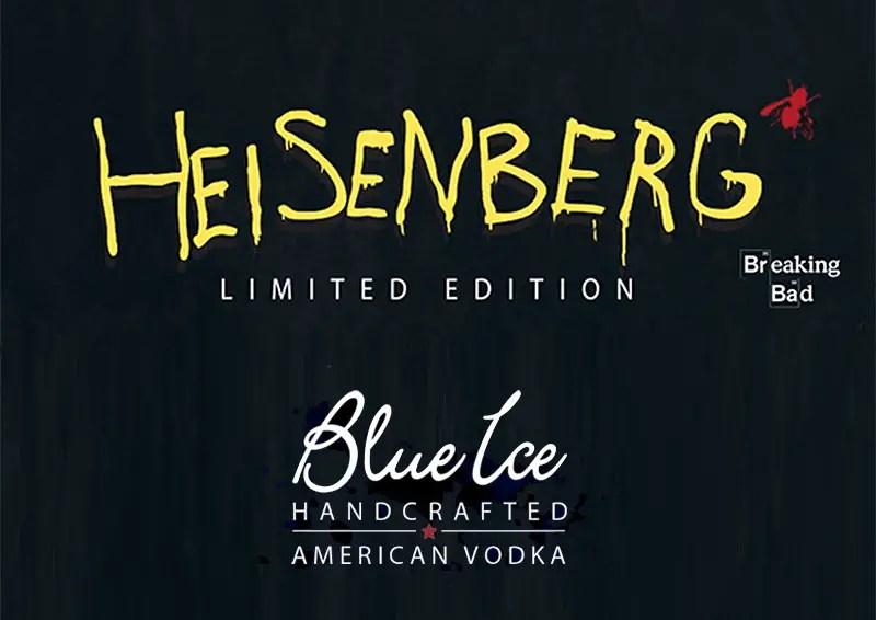 heisenberg vodka logo IIHIH