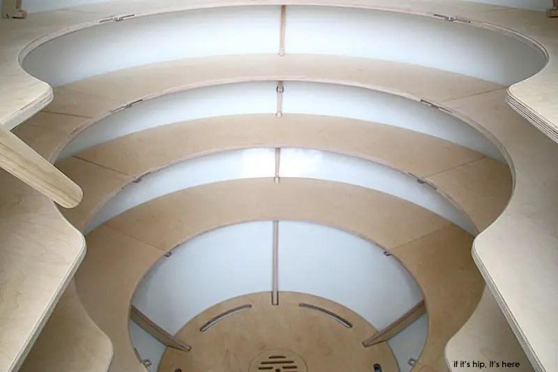 Weltevree Groundfridge Is A Pre Fabricated Underground Cellar