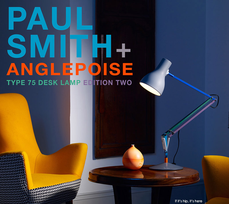 Anglepoise Type 75 Desk Lamp Paul Smith Edition Two