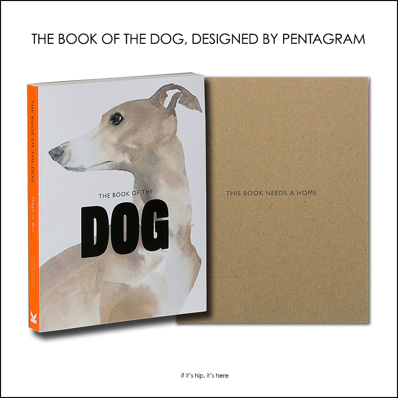 Pentagram Designed The Book of The Dog