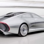 The Intelligent Aerodynamic Automobile Concept by Mercedes-Benz [30 Photos]