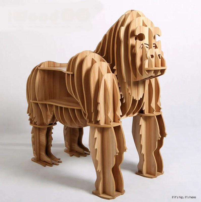 iwood gorilla