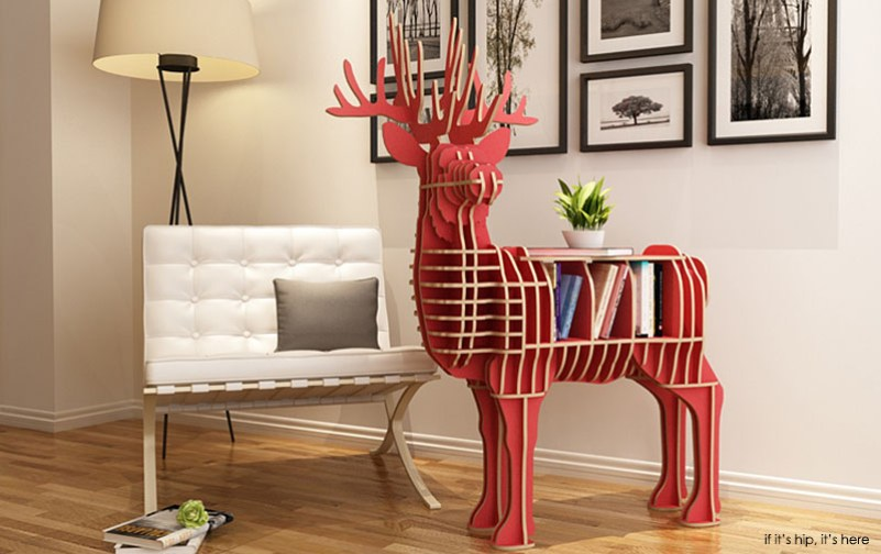 red deer desk in situ