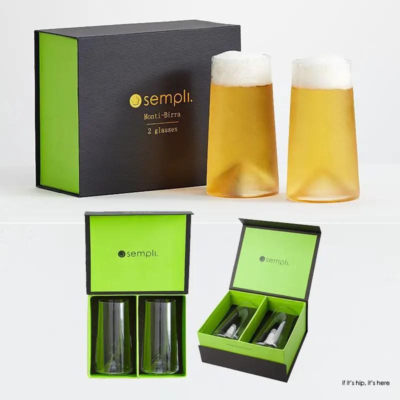 sempli birra packaging