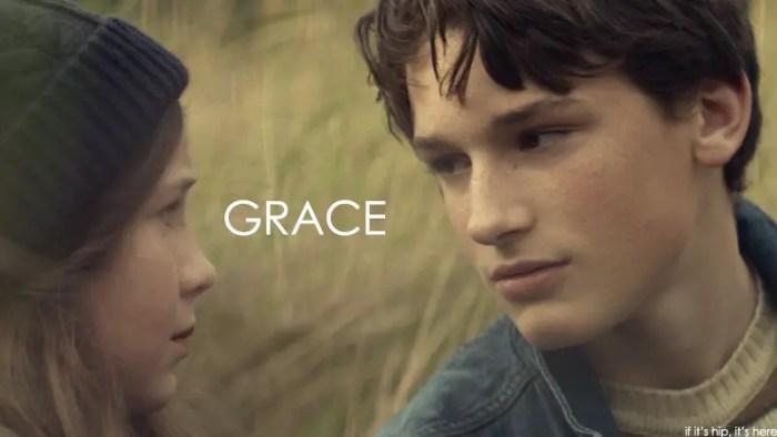 Grace short film by Tomas Mankovsky