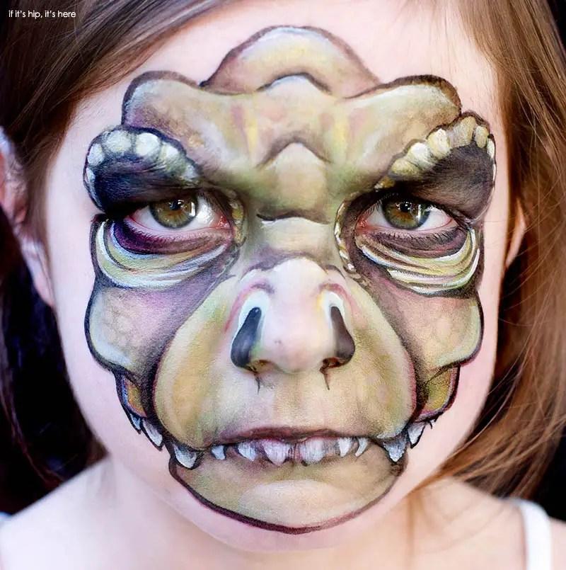Inspiring Children S Makeup For Halloween If It S Hip