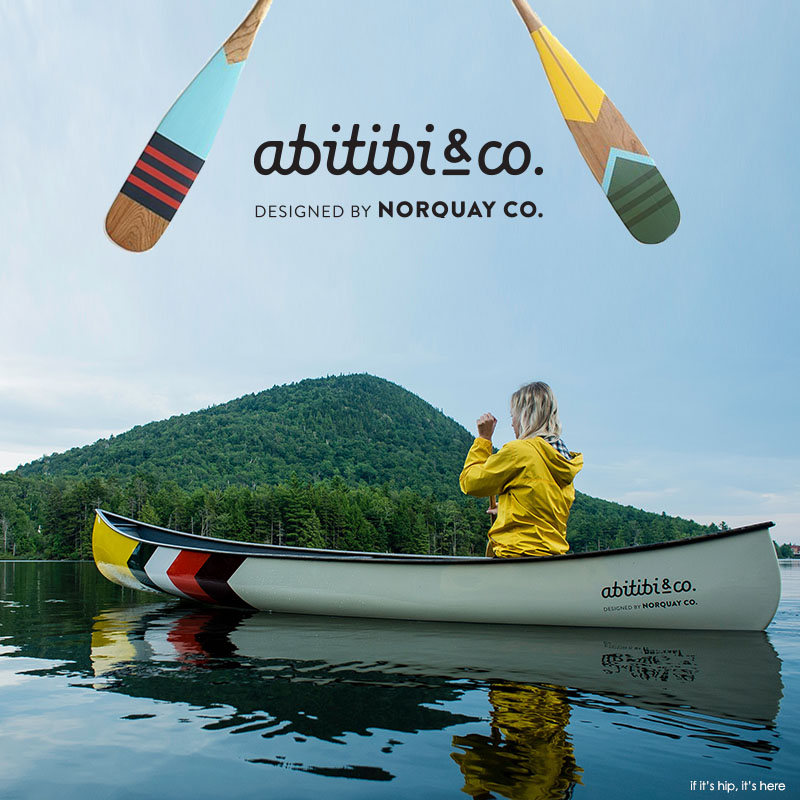 Norquay Co. Canoes for Abitibi