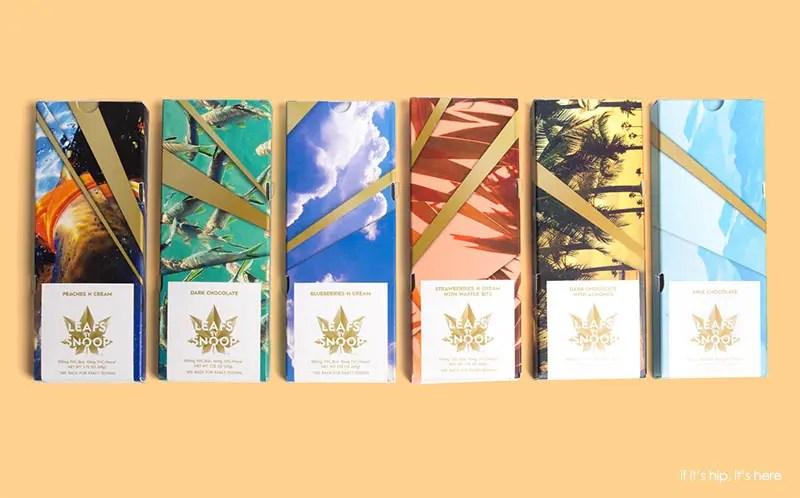 LBS Packaging chocolate bars