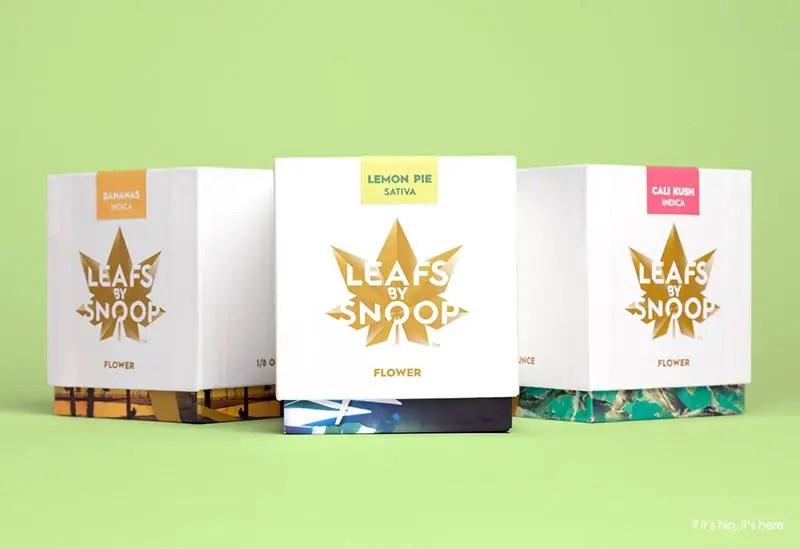LBS packaging flower