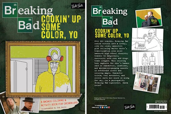56 New Ones! The Coolest Coloring Books For Grown-Ups Part V ...