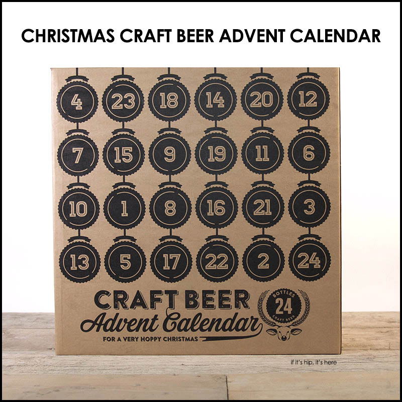 christmas craft beer advent calendar