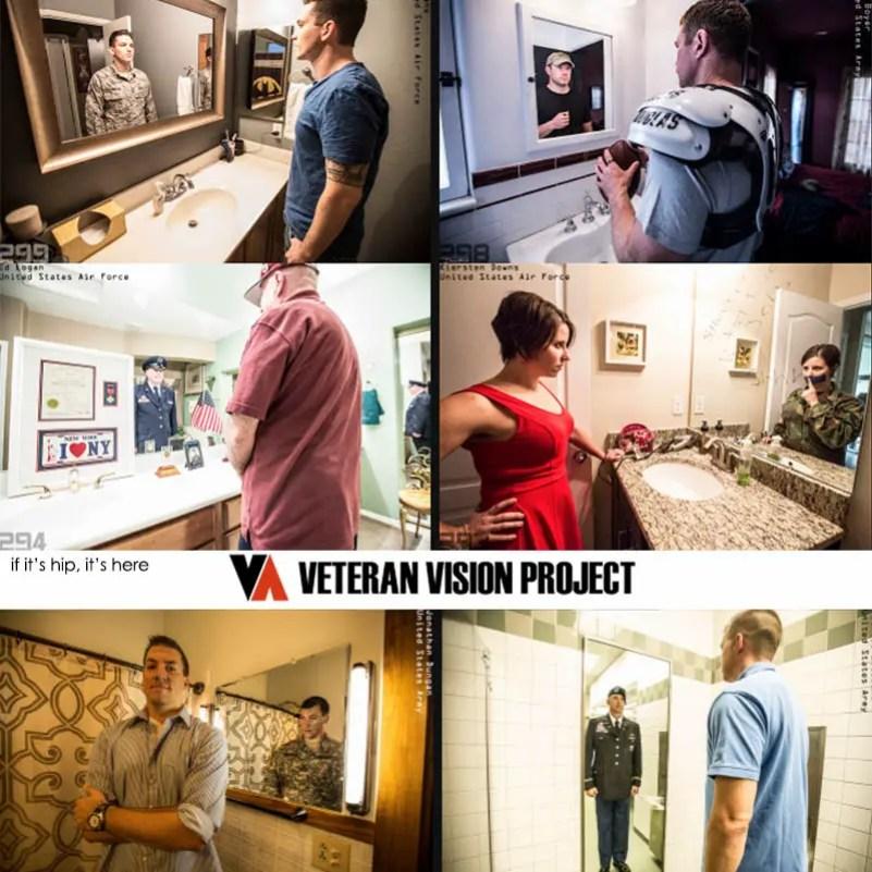 veteran vision project