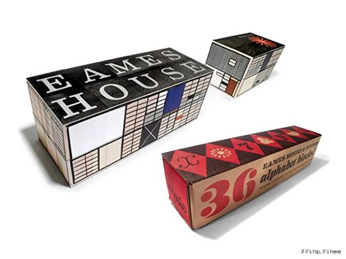 Eames House Industries Blocks