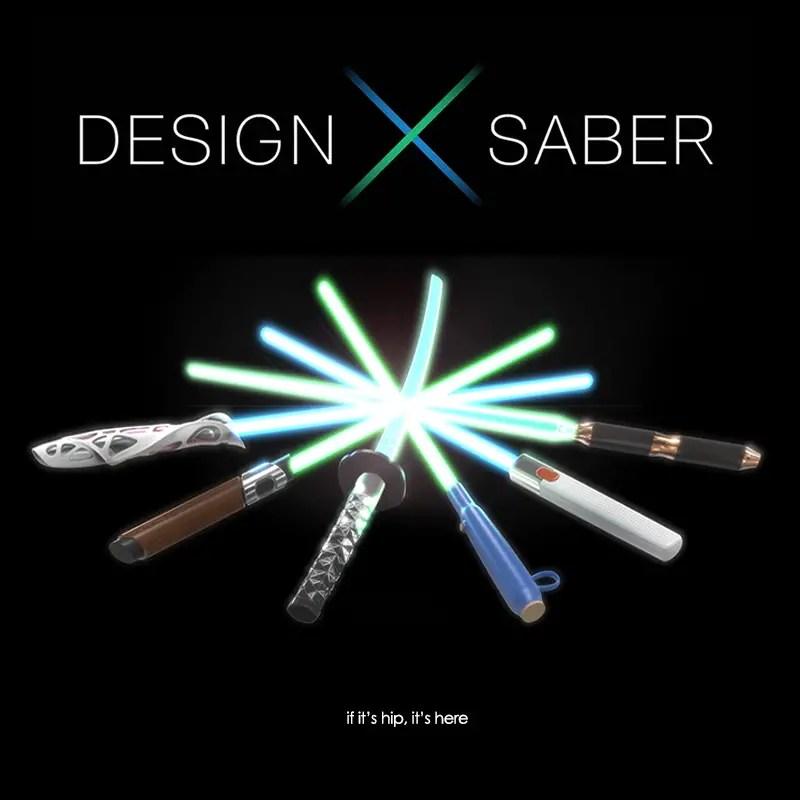 designer lightsabers