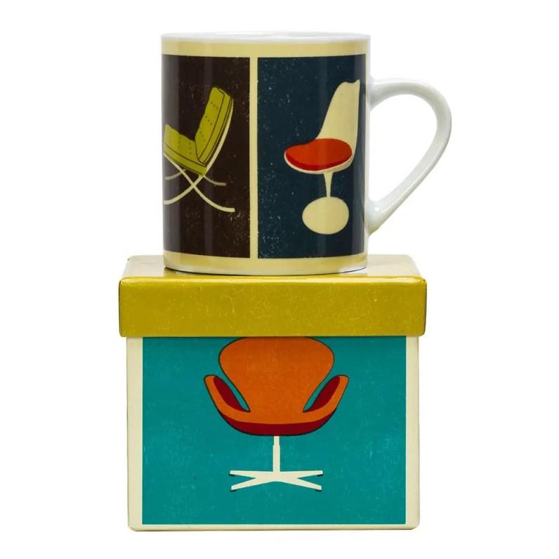 Mug, chairs