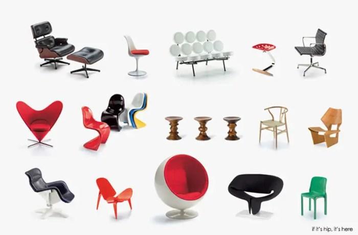 reac miniature chairs