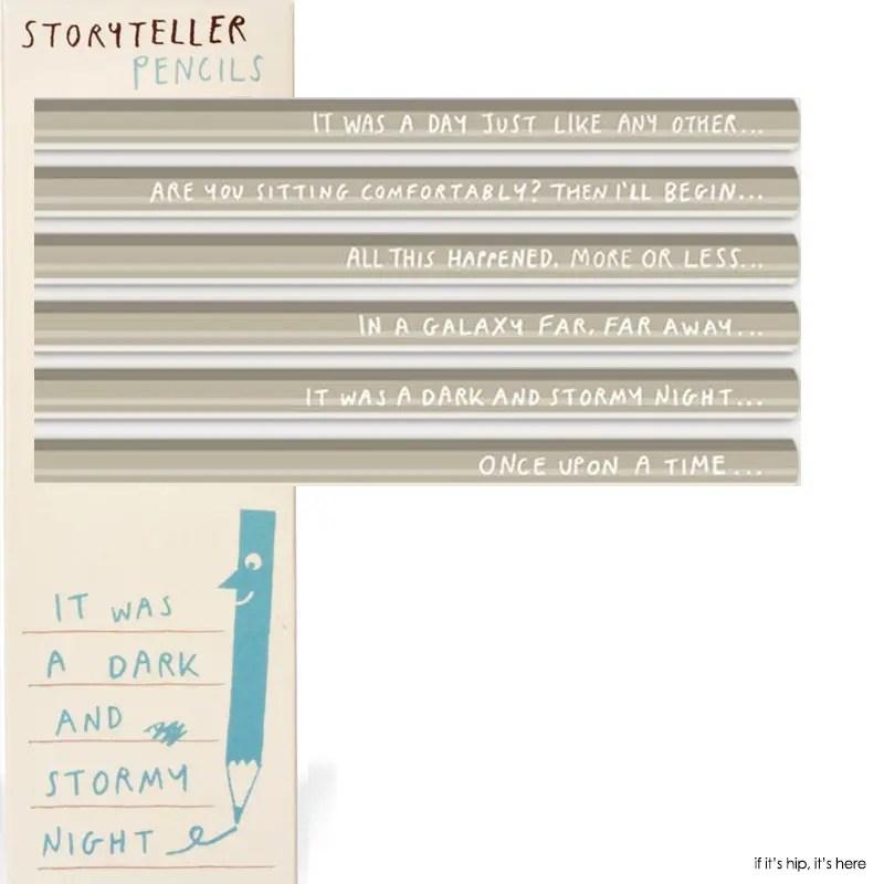 storyteller pencils cu IIHIH
