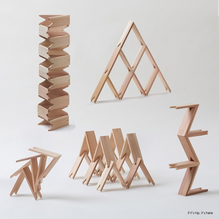tsumiki architectural building blocks IIHIH