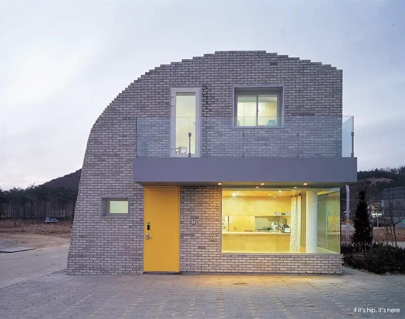 Pixel House exterior head-on