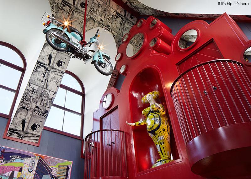 a house for essex int motorbike